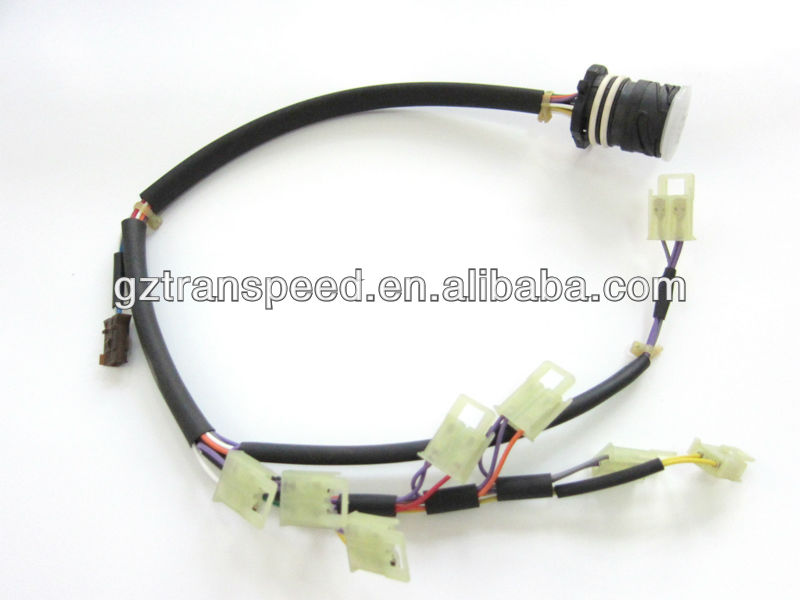 5HP-19 connector wire harness auto wire harness connector of automatic transmission parts