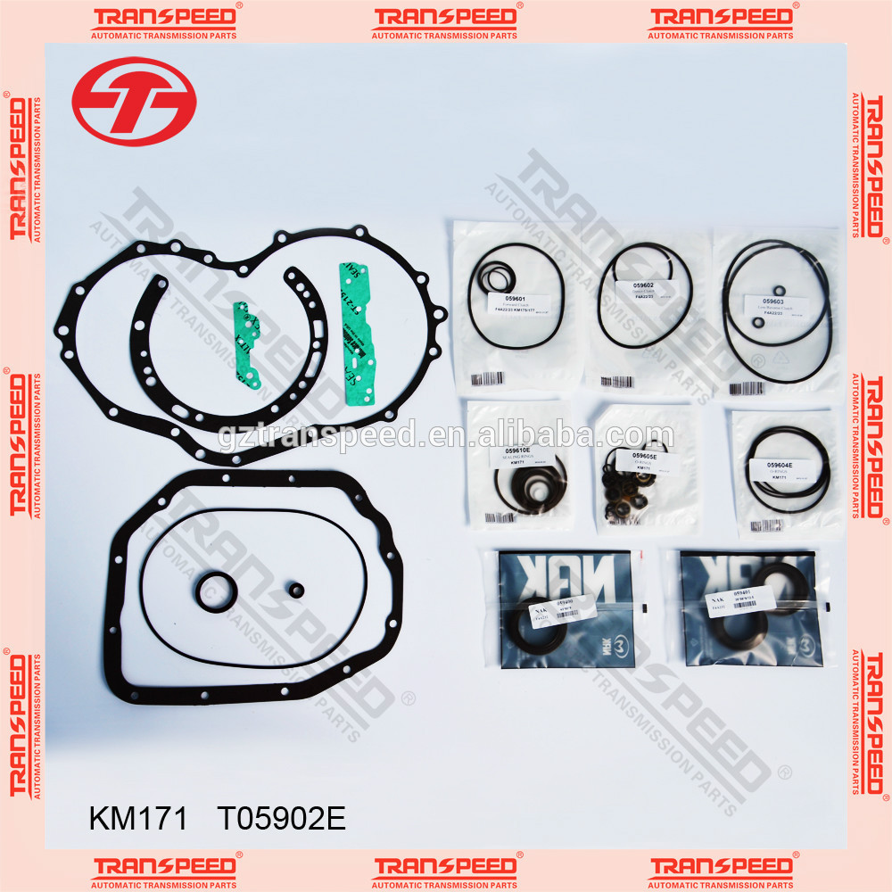 KM171 automatic transmission master repairing kit fit for MITSUBISHI transmission parts