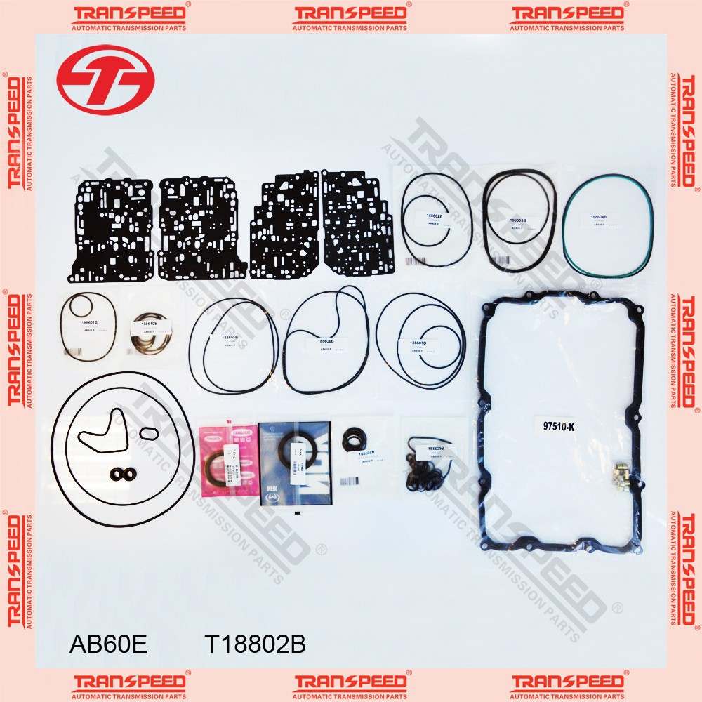 TRANSPEED AB60E Automatic transmission overhaul kit T18802B for SEQUOIA 5700 gasket kit