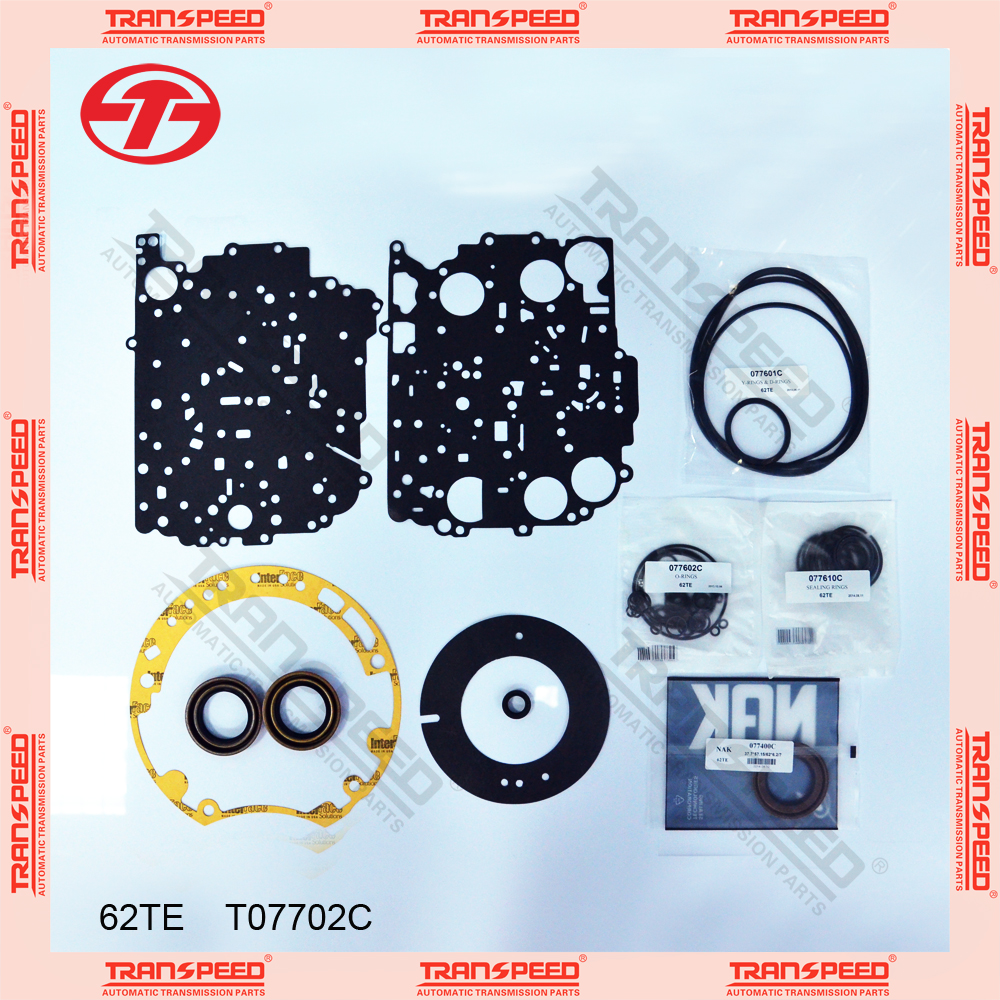 TRANSPEED 62TE transmission overhaul kit Featured Image