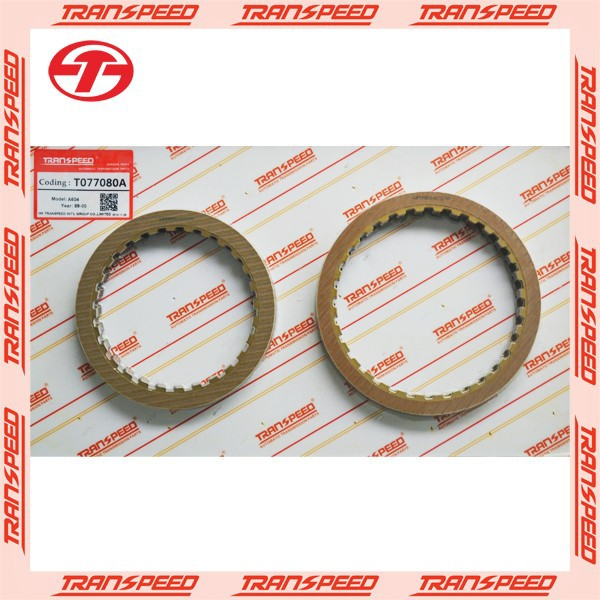 guangzhou manufacturer A604 automatic transmission T077080A clutch kit plate friction kit for DODGE spare parts