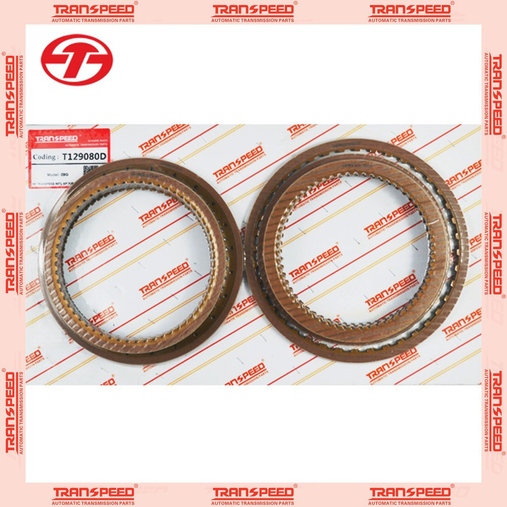 09G TF60-SN automatic transmission friction plate ,friction disc kit for Volkswagen