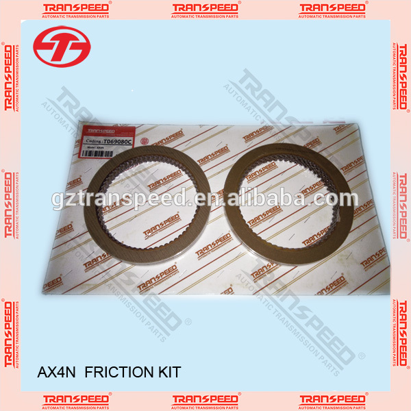 Transpeed transmission AX4N friction kit Featured Image