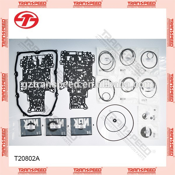 Transpeed AA80E Transmission overahul kit with NAK oil seal Featured Image