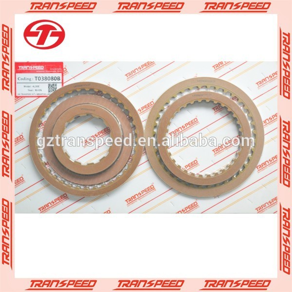 4L30E friction kit for BMW automatic transmission,Transpeed friction disc