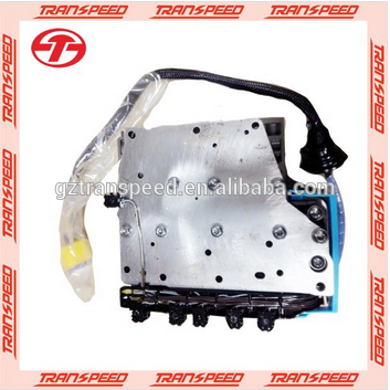 AL4 DPO solenoid valve body for automatic transmission