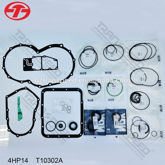 gear box transpeed 4HP14 peugeot automatic transmission overhaul kit valve body gasket