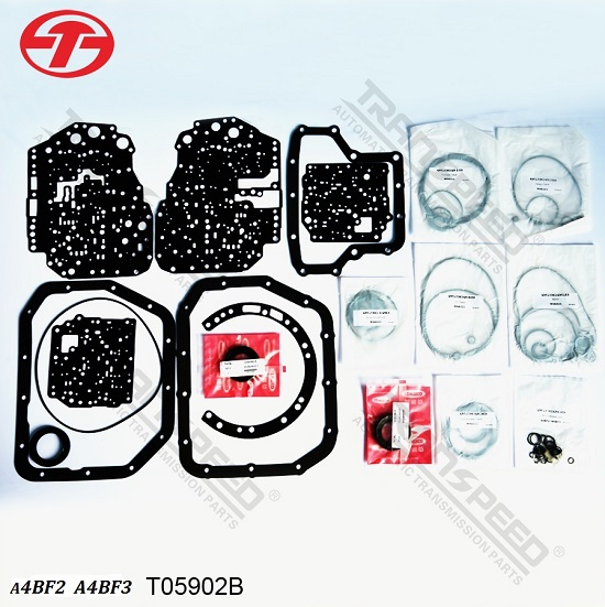 Transpeed A4BF2 A4BF3 auto parts transmission gasket-kit seal-kit overhaul kit