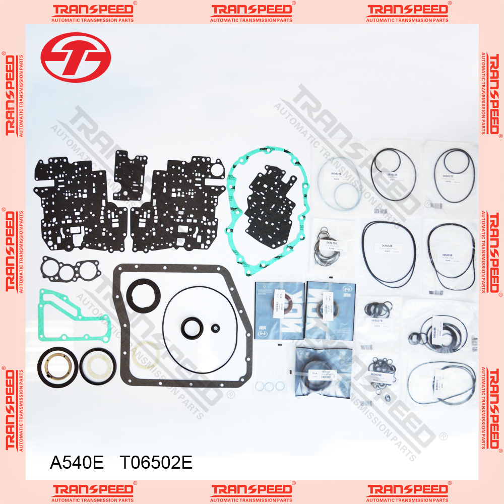 A540E Automatic transmission overhaul kit T06502E for gasket kit