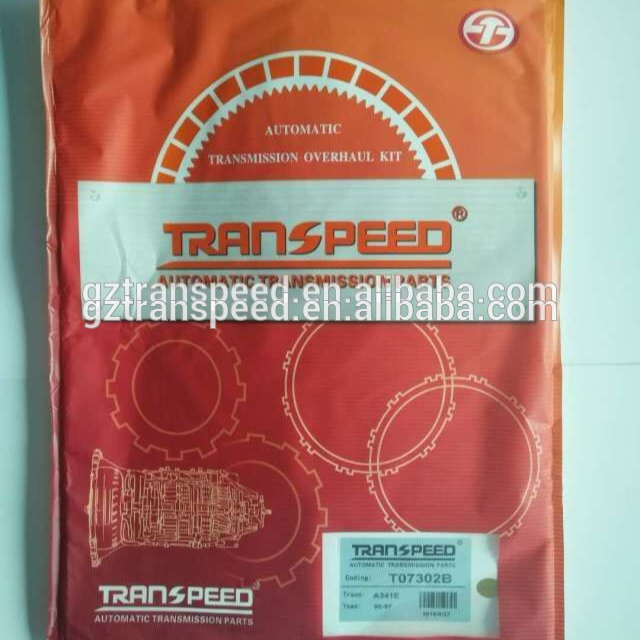 Transpeed A341E transmission overhaul kit T07302B auto seal kit repair gasket kit parts Featured Image