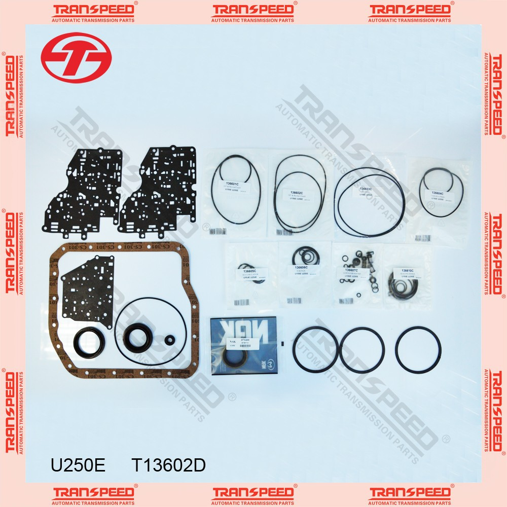 U250E automatic transmission overhaul kit