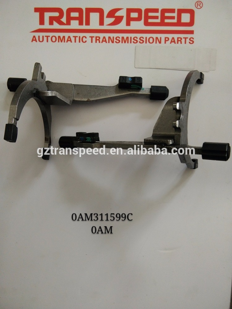 DQ200/0AM transmission shift fork 0AM 311 559C for VW 7 speeds DSG