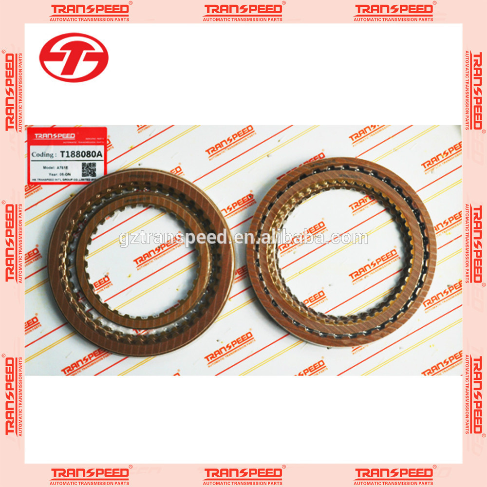 A761E Auto transmission friction kit lintex transmission friction plate fit for CROWN.