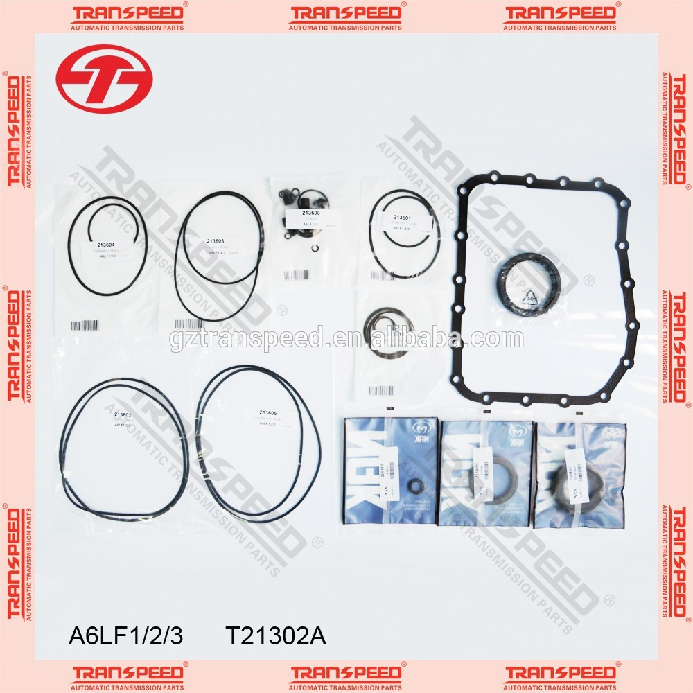 A6LF1 Auto Transmission overhaul kit automatic transmission rebuild kit fit for HYUNDAI.