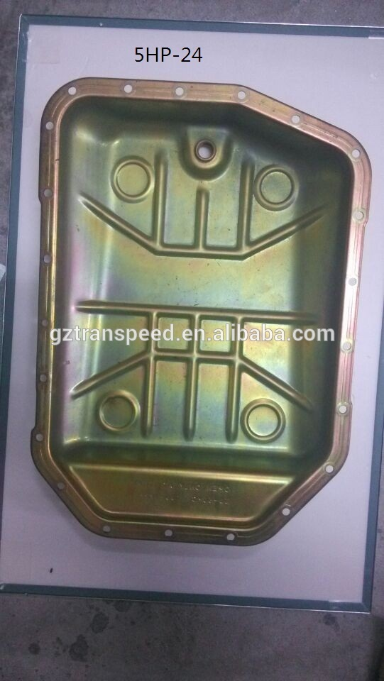 Hot sell Transpeed 5HP-24 automatic transmission gearbox oil pan