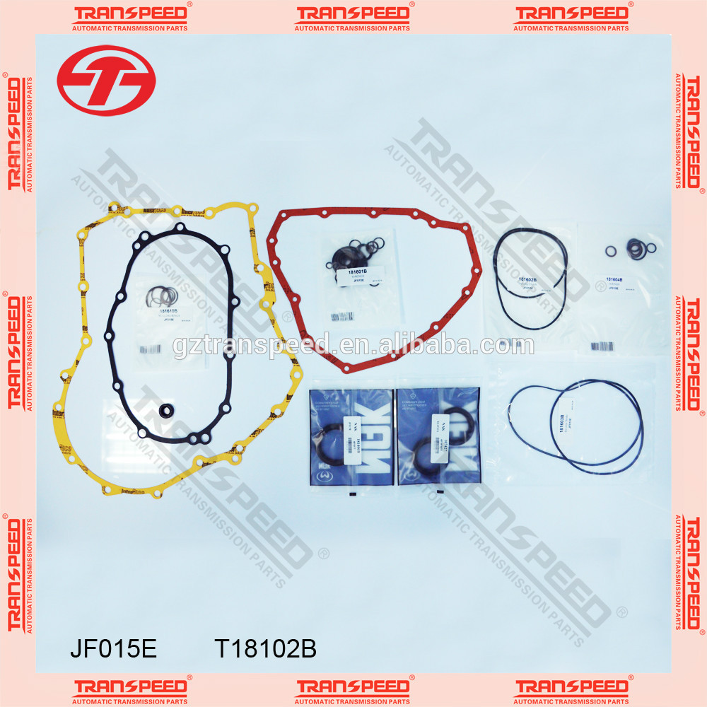 Transpeed JF015E CVT automatic transmission gearbox repair kits for CVT T18102B