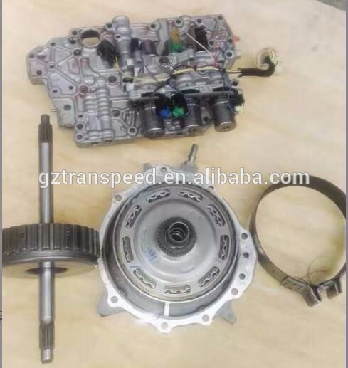 4F27E automatic transmission hard parts assy used