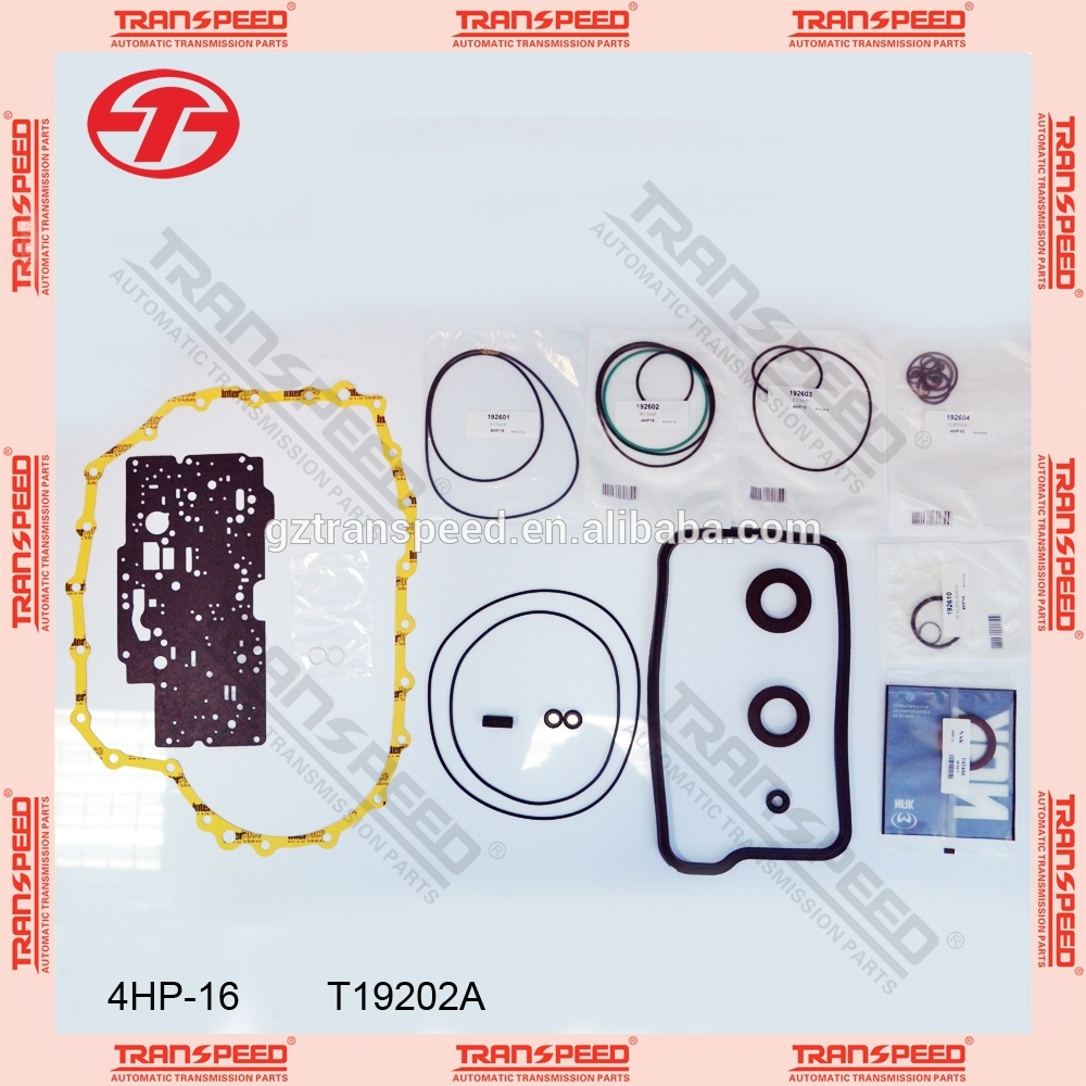 4hp16 transmission repair kit gasket set for engine overhual kit T19202A