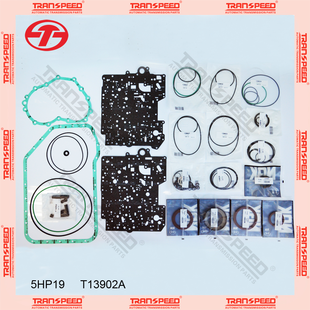 guangzhou TRANSPEED 5hp19 transmission overhaul kit gasket kit seal kit