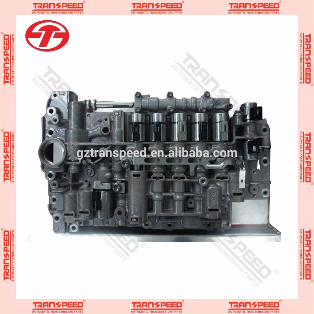 09d automatic transmission valve body