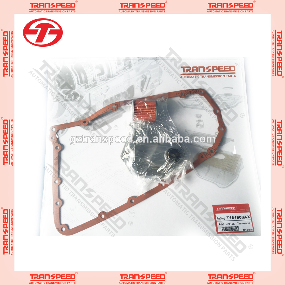 cvt JF011E RE0F10A transmission oalje filter service kit