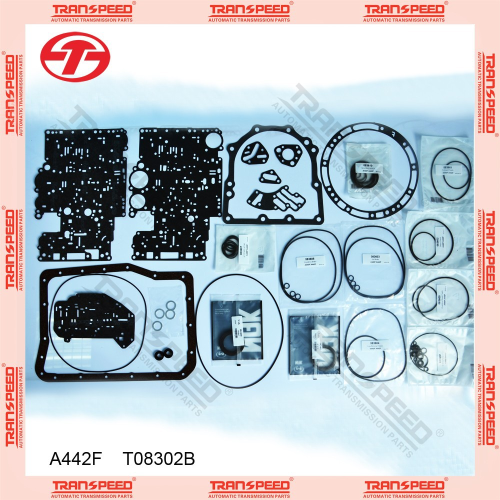 A442F Automatic transmission overhaul kit gasket kit T08302B
