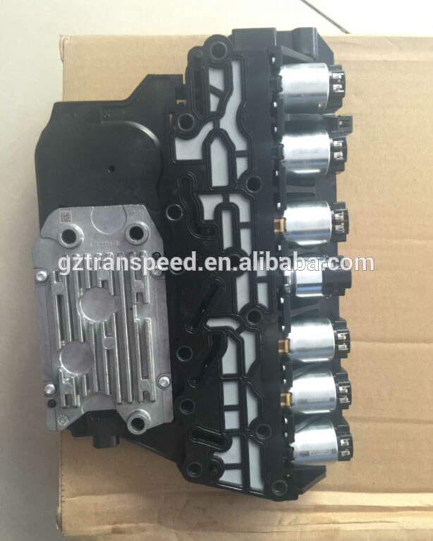 Transpeed 6t40e 6t45e automatic transmission valve body with control module tcu/tcm Auto gearbox parts