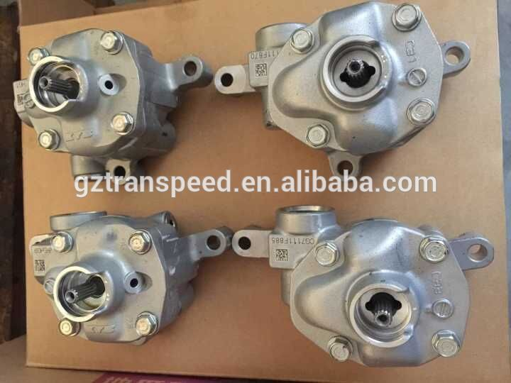 JF015E/RE0F11A automatic transmission oil pump