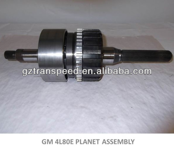 4L80E automatic transmission planet assembly,auto transmission hard parts