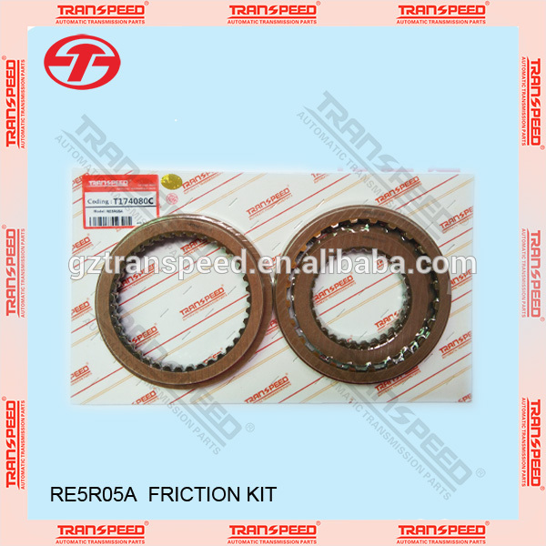 RE5R05A Transpeed automatic transmission friction kit clutch plate kit T174081C