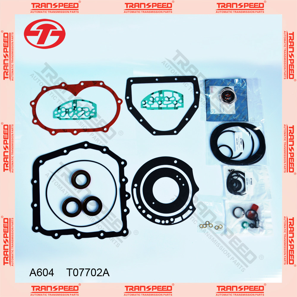 a604 automatic transmission repairing overhaul seal kit T07702a