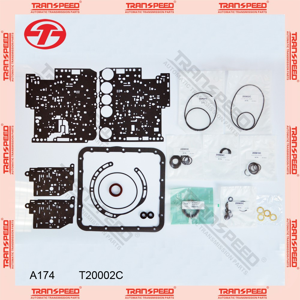 TW-40LS transmission overhaul kit for SUZUKI,Transpeed seal kit