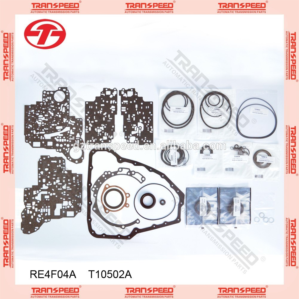 RE4F04A automatic transmission overhaul kit from Transpeed.