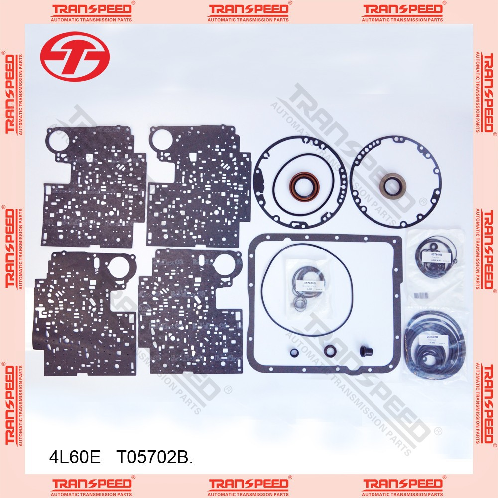 4L60E Automatic transmission overhaul seal gasket kit TRANSPEED T05702B