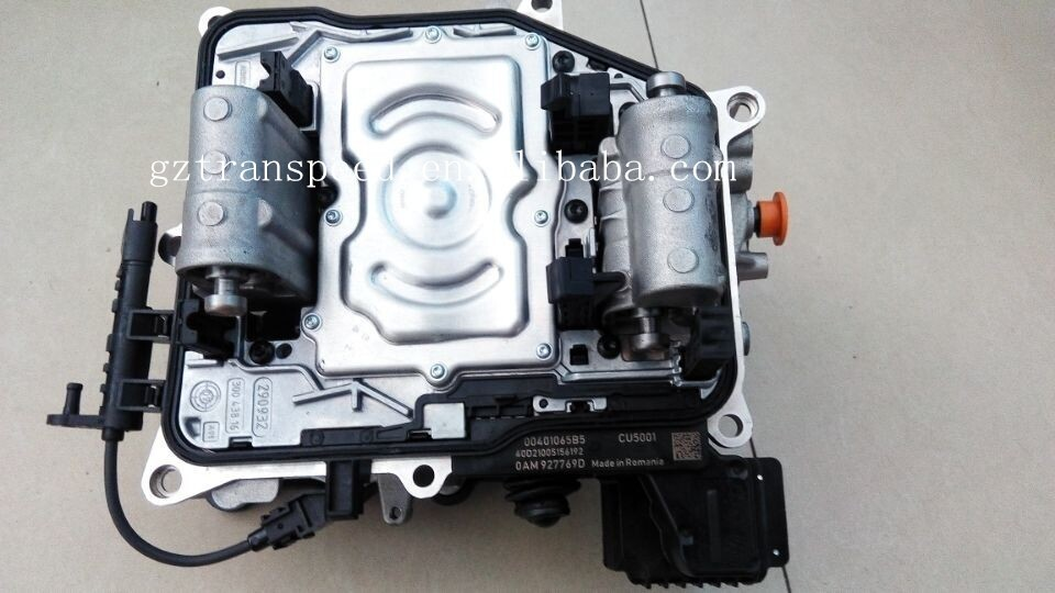 0AM TCU with valve body transmission control unit / module for volkswagen dsg