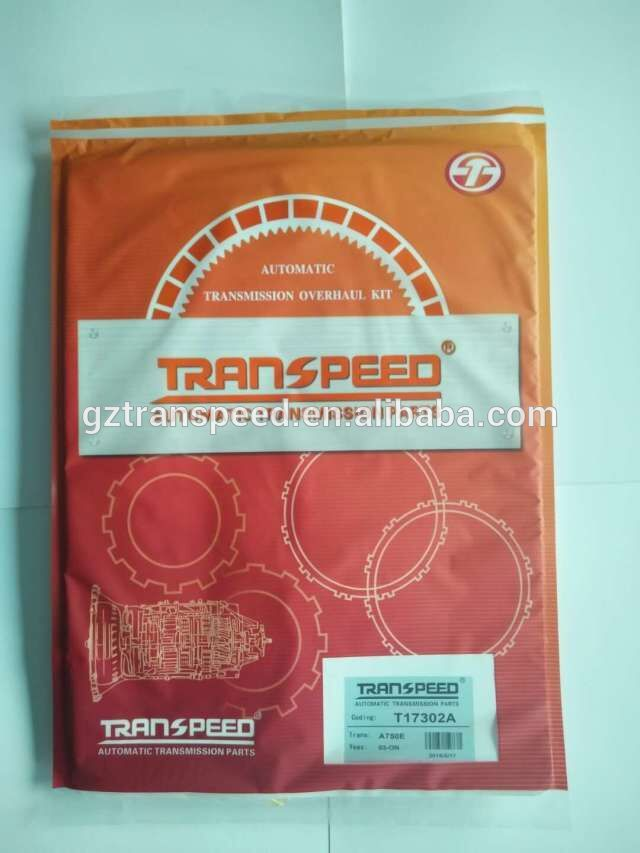 Transpeed A750E.A750F transmission overhaul kit T17302A auto seal kit repair gasket kit