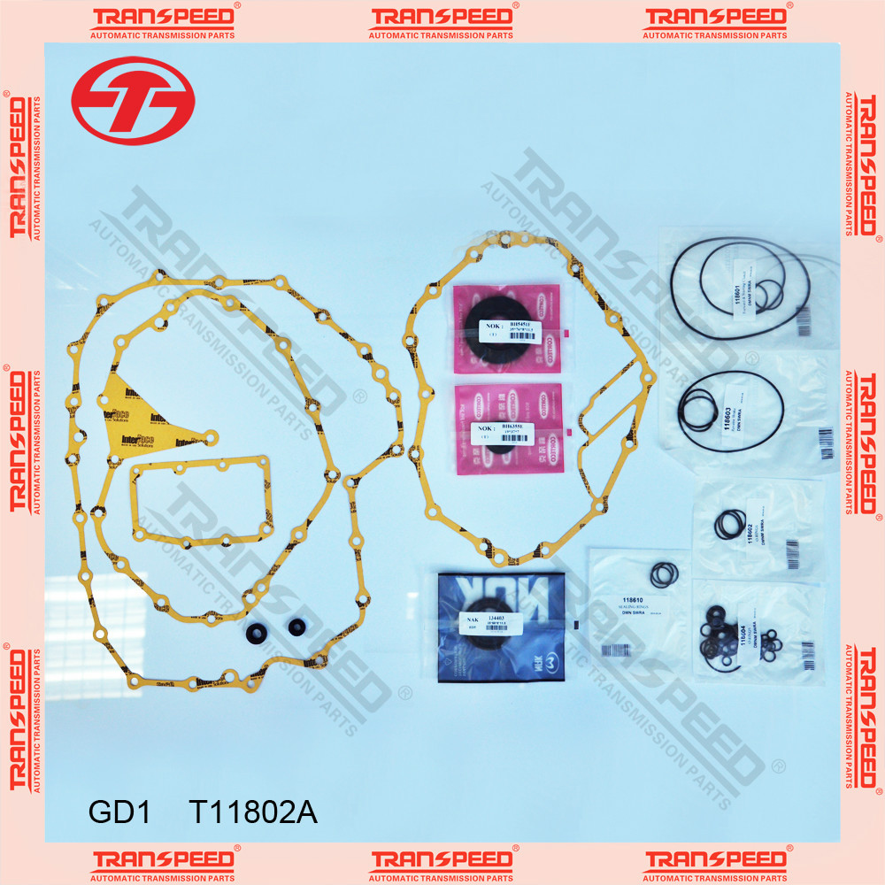 M4VA SWRA CVT transmission GD1 seals and gasket kit
