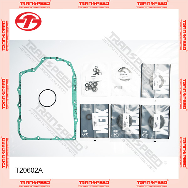 Transpeed Transmission overhaul kit fit for Mazda 3 for size of engine is 2.0L.
