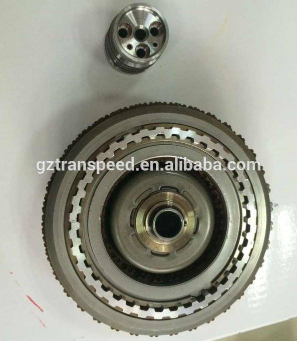 transmission 6T40E input drum assembly