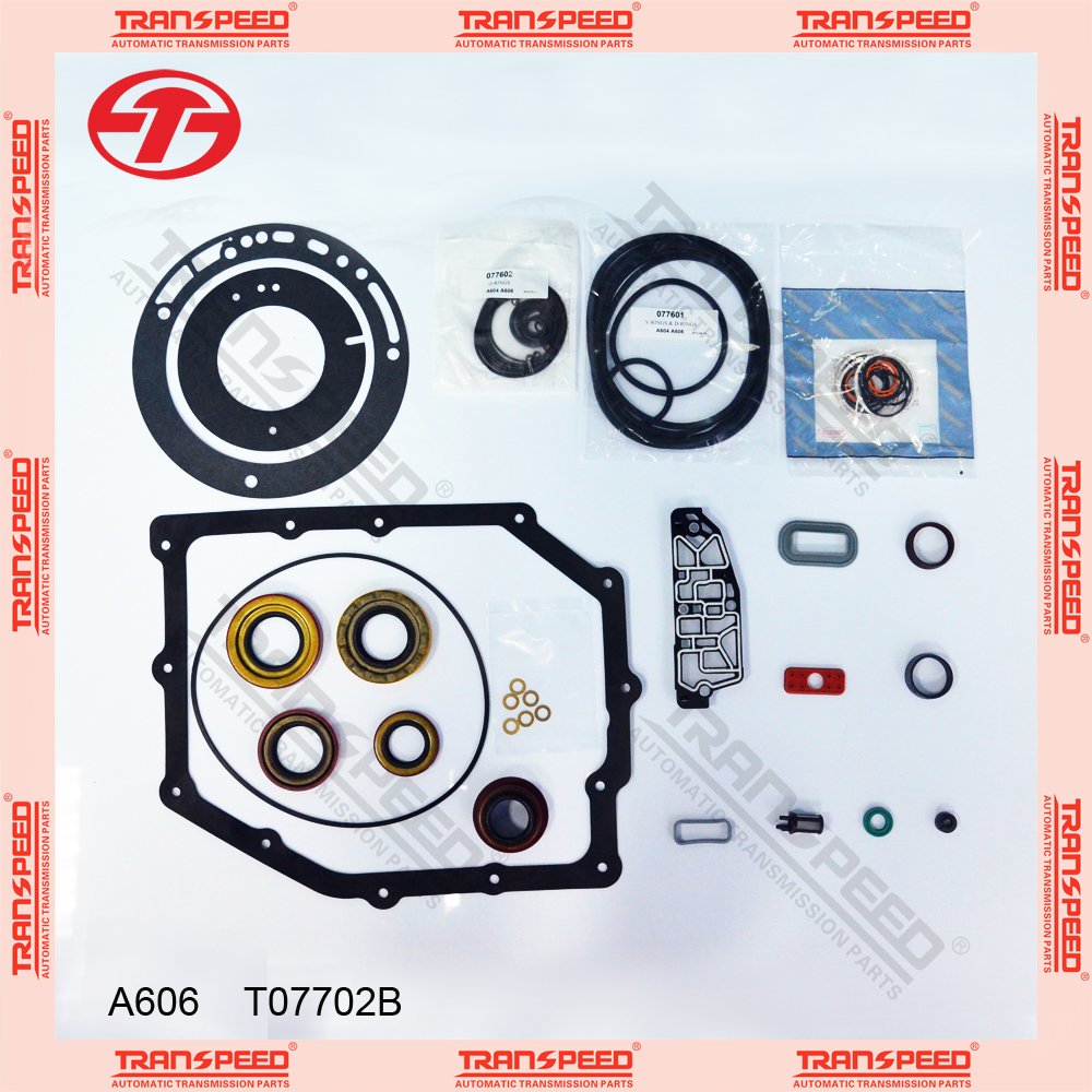 A606 Automatic transmission overhaul kit T07702B for DODGE gasket kit