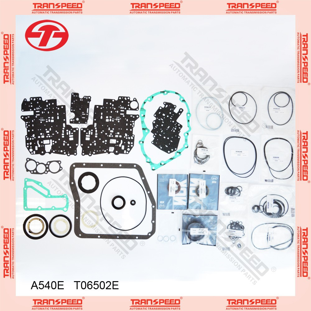 A540E Automatic transmission overhaul kit T06502E gasket seal kit Featured Image