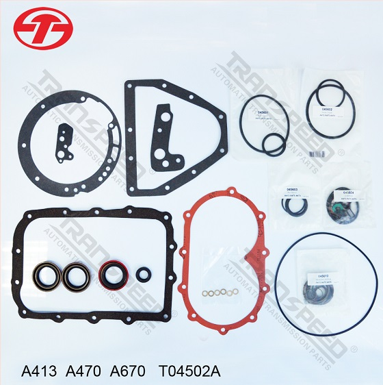 Top quality overhaul kit for A413 A470 A670 T04502A