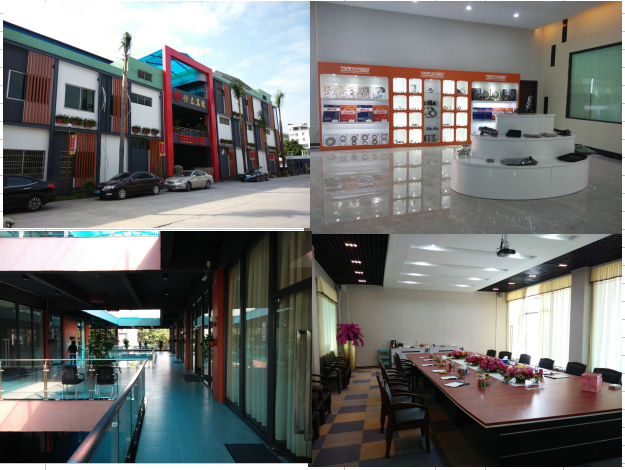Transpeed Group office Building