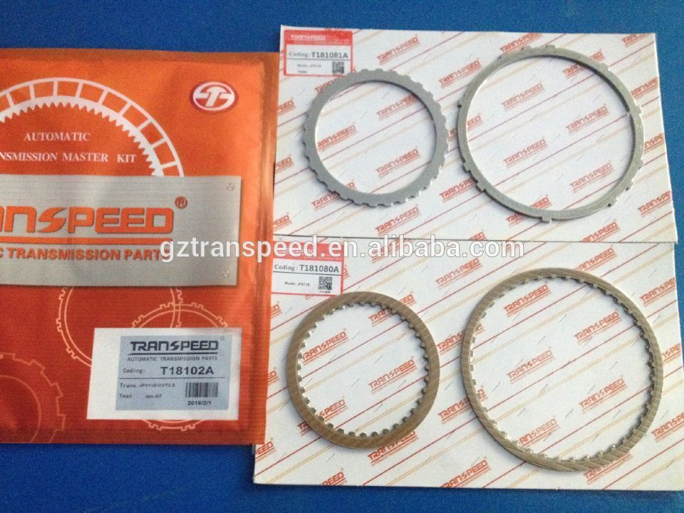 JF011E Auto Transmission overhaul kit automatic transmission kit Transpeed. Featured Image