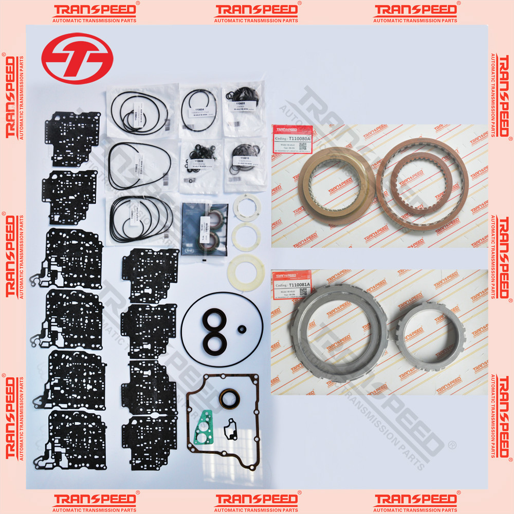 AW50-40LE /AW50-42LE transmission master kit for Opel factory and