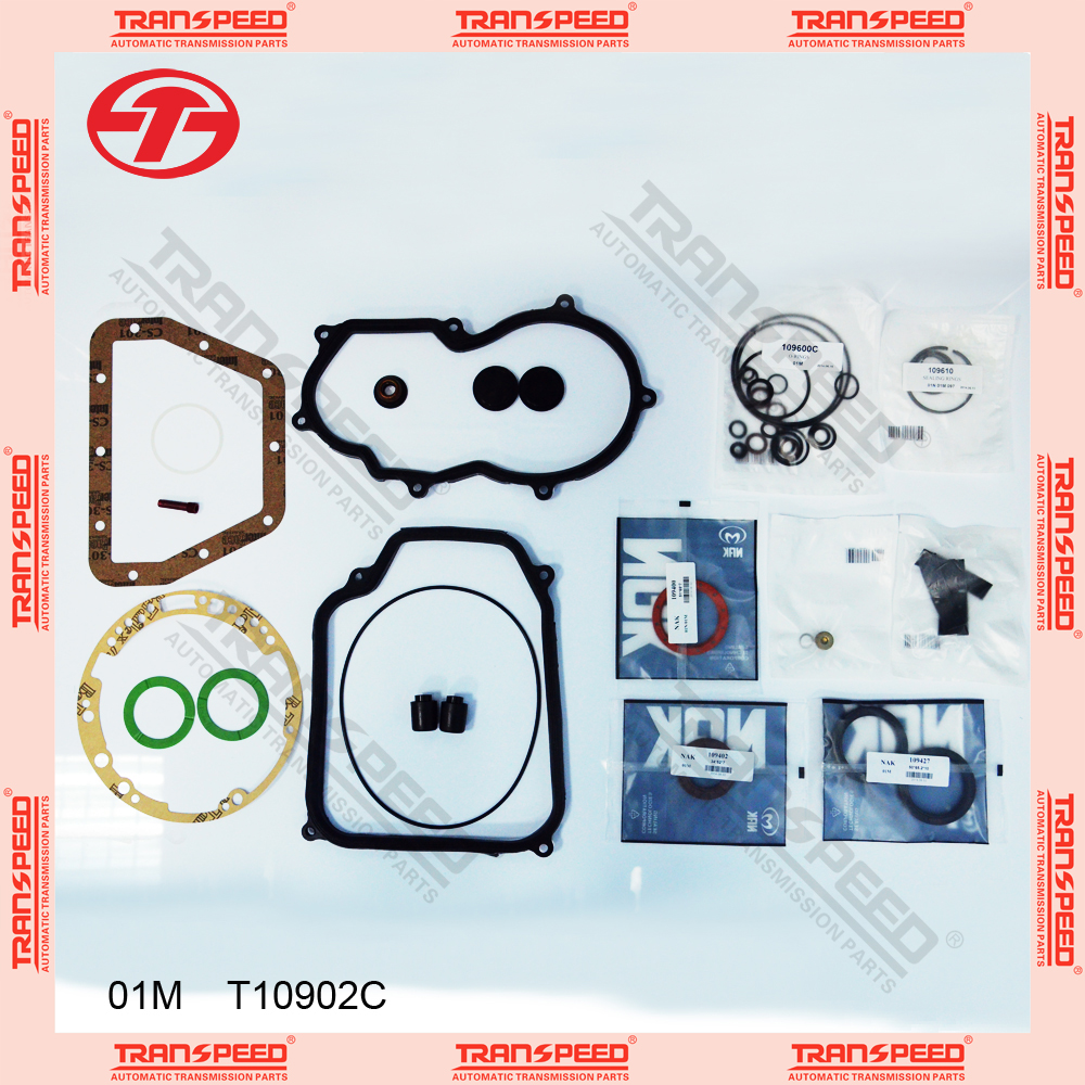 Automatic transmission overhaul kit repair kit gasket kit 01M T10902C TRANSPEED for VW