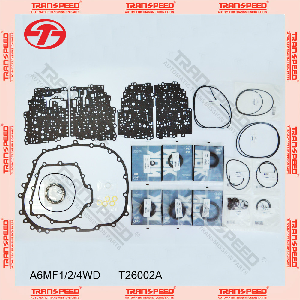 a6mf1 auto transmission seal kit T26002a fit for hyundai automatic transmission