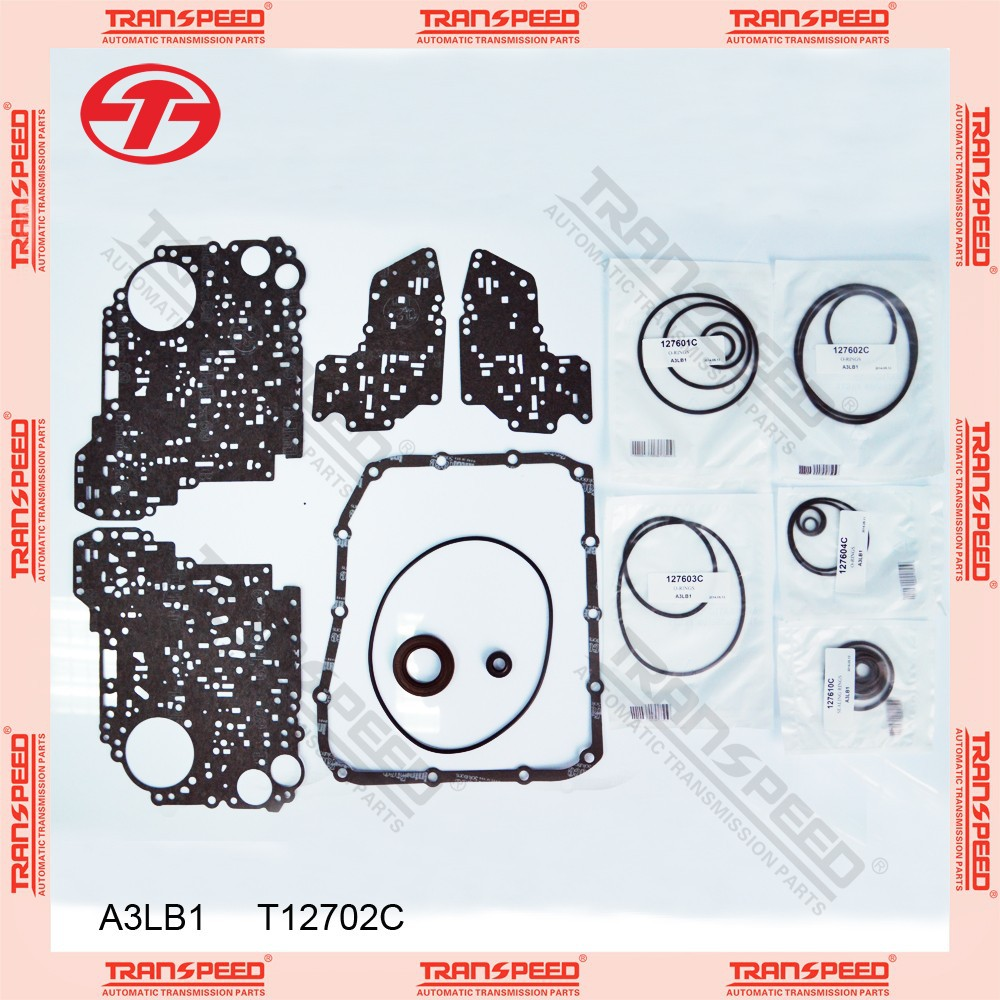 A3LB1 Automatic transmission overhaul kit gasket kit T12702C for GEELY