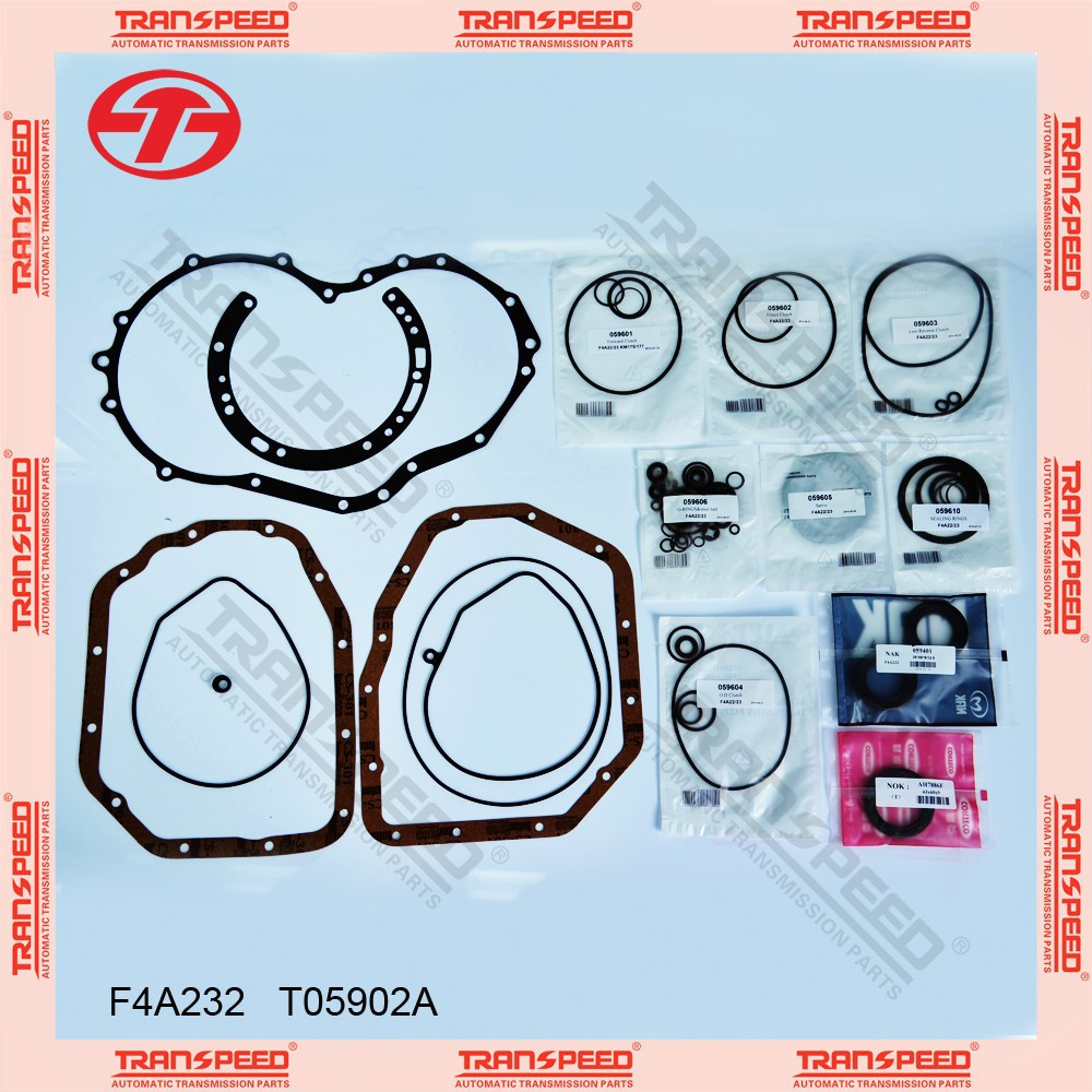 F4A232 Transpeed Transmission Parts Overhaul Kit Repair Kit Rebuild Kit for T05902A