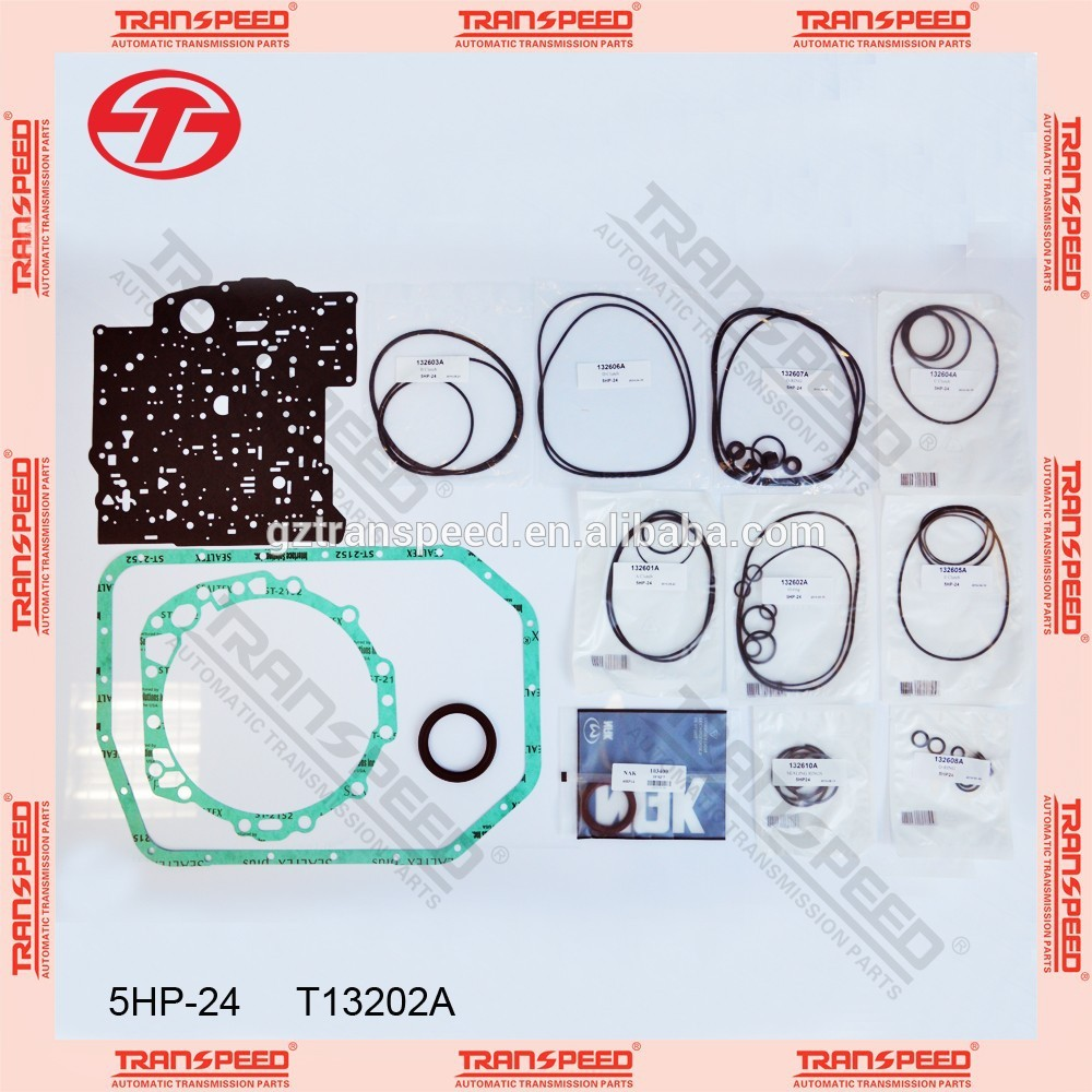 Guangzhou Transpeed automatic transmission 5HP24 overhaul kit fit for bmw.